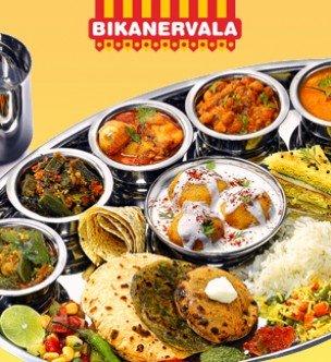 Bikano Thali